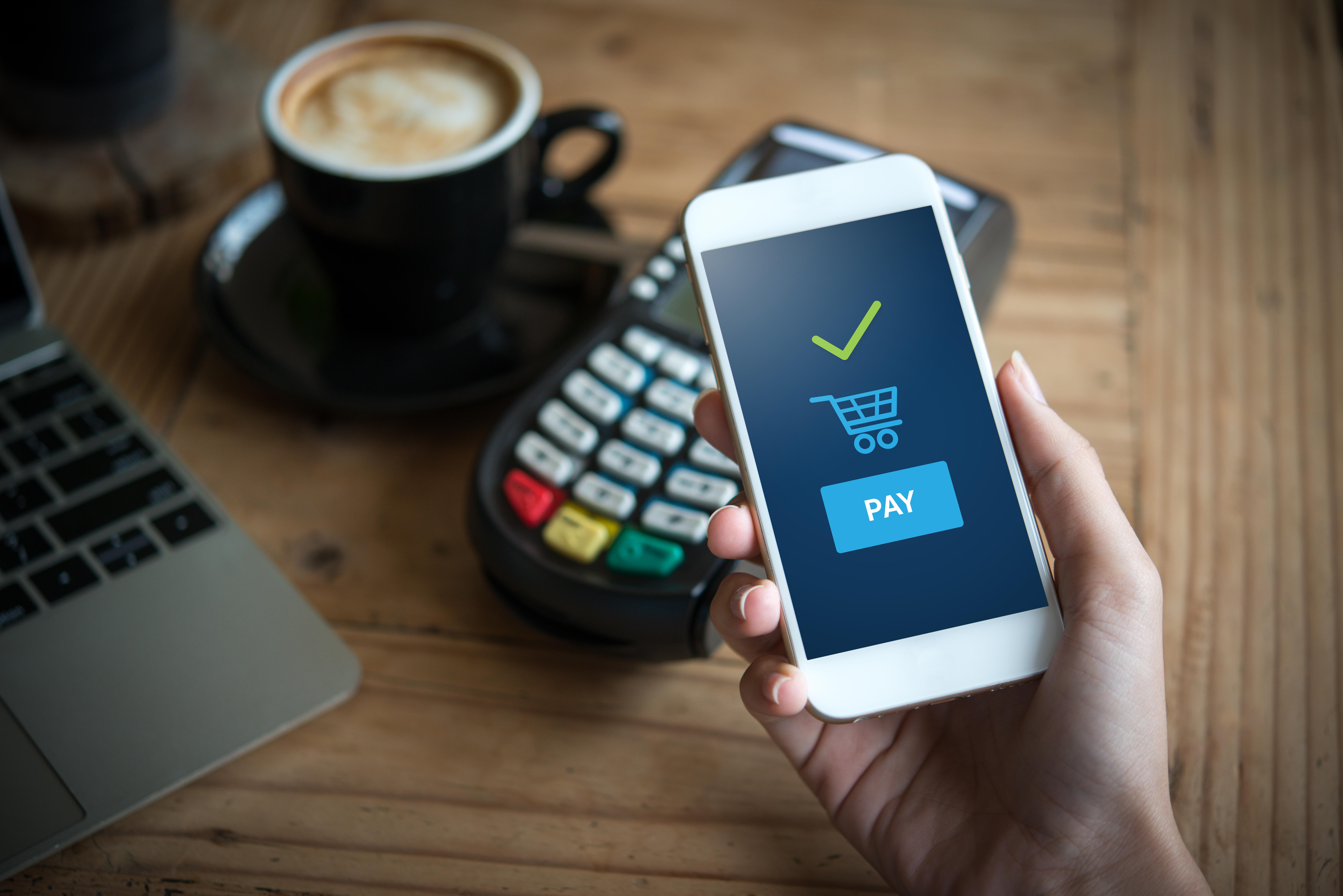 mobil betaling og teknologi